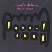 Dance Tonight Picture Disc