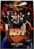 Kiss Sonic Boom Over Europe 2010 Tour Programme