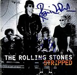 Stripped - Autographed