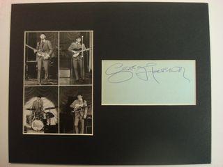 George Harrison signature1