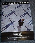 Muse Absolution Poster