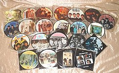 20th Anniversary Picture Discs