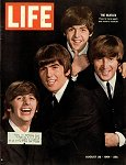 The Beatles Life mag