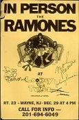 The Ramones at Looney Tunez