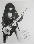 Kate Bush Signed Photograph