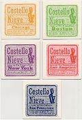 Elvis-Costello-Set-Of-5-Live-Cds-84612