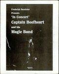 Captain Beefheart In Concert
