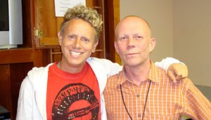 Martin Gore & Vince Clark
