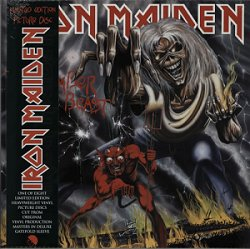 Iron Maiden Number