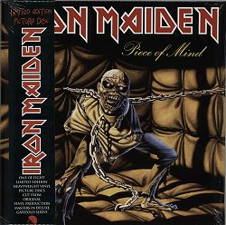 Iron Maiden Piece