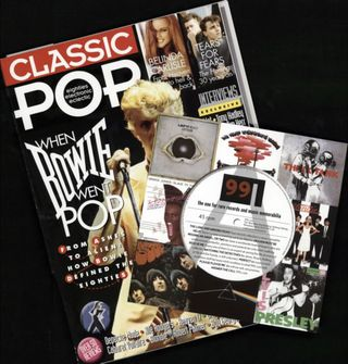 Classic Pop Issue 6 & Flyer