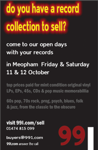 991 T&C Open Day Oct Advert