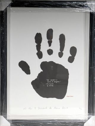 U2+-+How+To+Dismantle+An+Atomic+Bomb+-+Framed+Prints+-+MEMORABILIA-591327