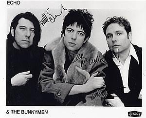 Echo--The-Bunnymen-Autographed-Publi-261714