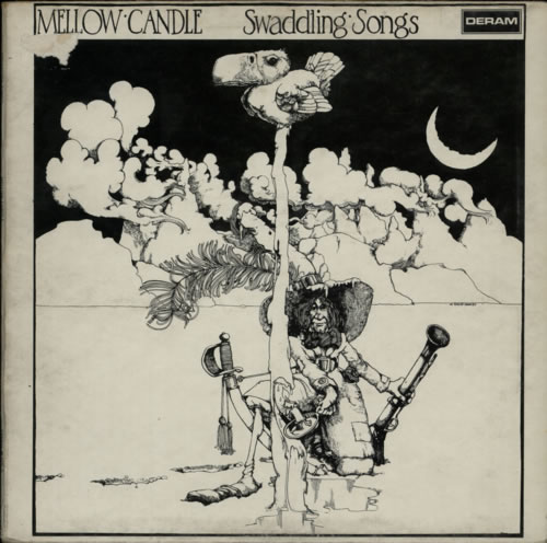 Mellow+Candle+-+Swaddling+Songs+-+1st+-+LP+RECORD-594624