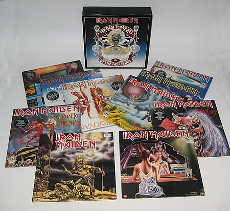 Thursday S Top Three Including Iron Maiden Ac Dc Kiss