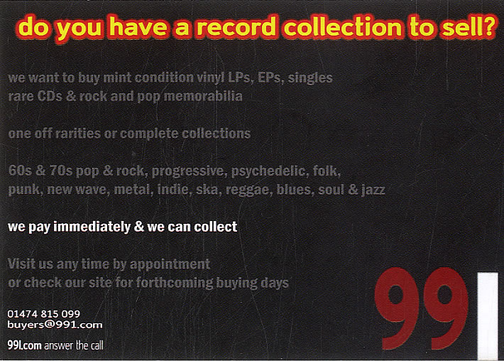 991 buying card back