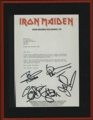 Iron-Maiden-Framed-Signed-Let-147458
