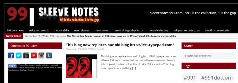 991 blog
